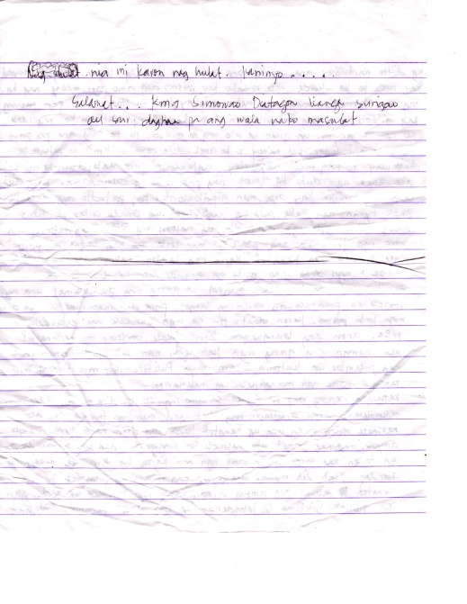 Lumad Letter Page 3